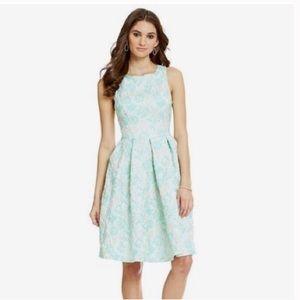 Eva Franco Juno Jacquard Dress